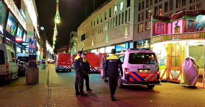 L'Aja, la polizia olandese ha fermato un sospetto: ha 35 anni ed è senza fissa dimora