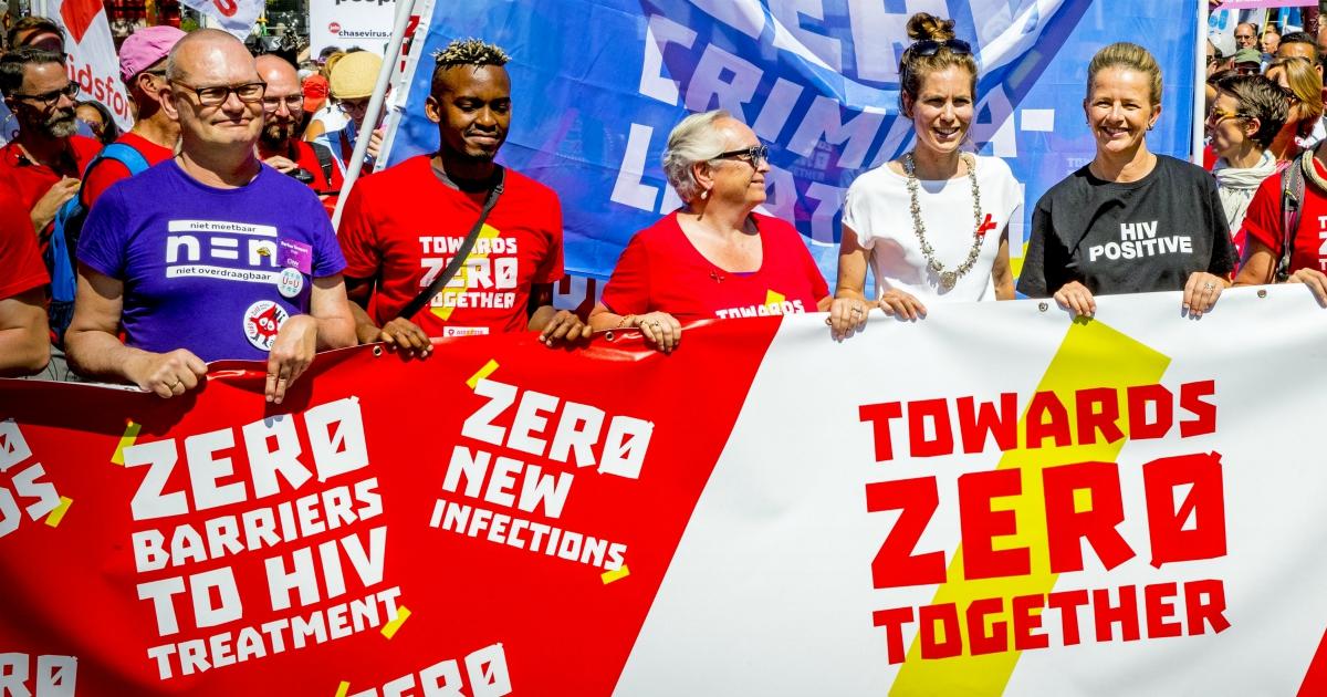 Il primo dicembre è la giornata mondiale contro l'Aids. E quest'anno ci porta due buone notizie