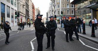 Londra, l'attentatore è 28enne con precedenti per terrorismo. Era in libertà vigilata dal 2018