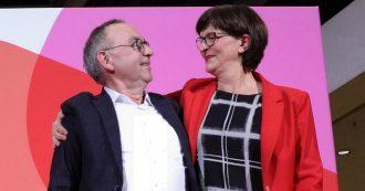 """Germania, alle primarie Spd vincono i dissidenti anti-Merkel. Cdu: """"Contratto non si cambia"""". Schulz: """"No a fuga dal governo"""""""