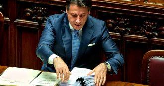"""Fondo salva-Stati, il discorso integrale di Conte alle Camere: """"La posizione dell'Italia coerente con il mandato del Parlamento"""""""