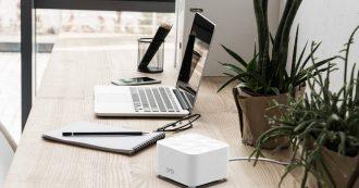 Wi-Fi Mesh Orbi super compatto per una copertura wireless efficiente in casa