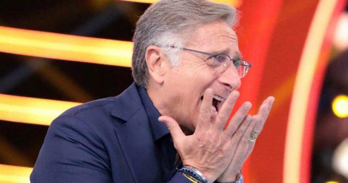 """Paolo Bonolis perde le staffe: """"Briatore grande untore? Basta, siamo seri. Assurdo fare la caccia a chi lo ha preso e chi no"""""""
