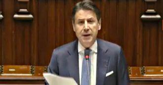 """Fondo salva-Stati, Conte in Aula: """"Parlamento tenuto sempre puntualmente e costantemente aggiornato"""""""