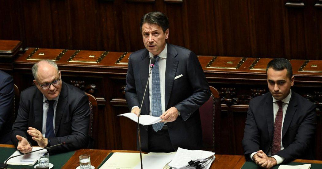 Conte vs. Salvini e Di Maio Il Mes fa scoppiare il M5S