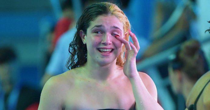 Europei di nuoto, la 14enne Pilato oro nei 50 rana in vasca corta e nuovo record mondiale juniores. Argento per Martina Carraro