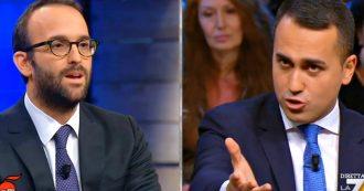 """Prescrizione, Di Maio a La7: """"Se il Pd vota riforma della giustizia con Salvini e Berlusconi è il Nazareno 2.0"""""""