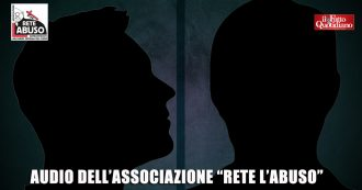 """Molestie sui minori Genova, l'audio registrato in parrocchia: """"È una vittima di Don Franco? Non è più parroco qui, non so dove sia"""""""
