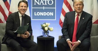 """5G, Conte incontra Trump: """"Sicurezza dell'Italia è garantita"""". Palazzo Chigi: """"Presidente Usa attento a nostra normativa"""""""