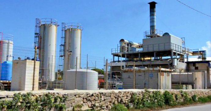 """Favignana, chiesto il processo per l'amministratore della centrale termoelettrica: """"Inquinamento ambientale nell'area marina protetta"""""""