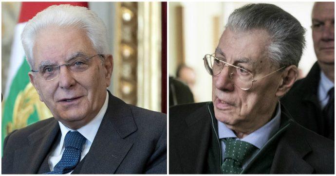 Mattarella concede la grazia a Umberto Bossi: era stato condannato per vilipendio al presidente Giorgio Napolitano