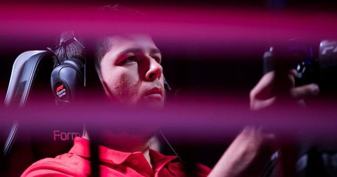 Formula1 Esports Series: l'italiano David Tonizza guida la Ferrari alla vittoria nel campionato piloti virtuale