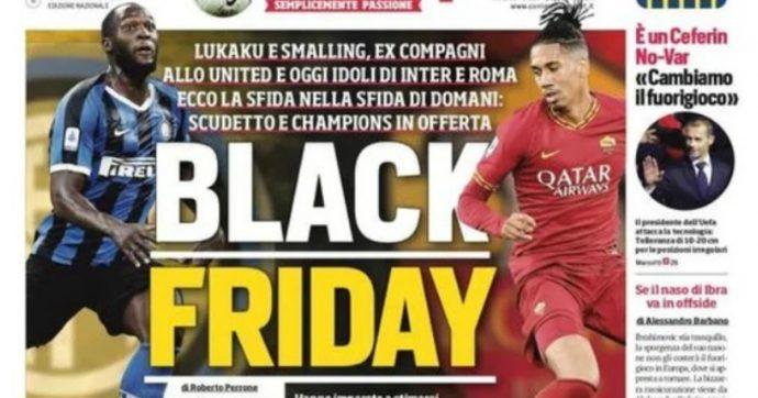 Corriere dello Sport, se ancora serve spiegare perché quel titolo è razzista chiediamoci perché