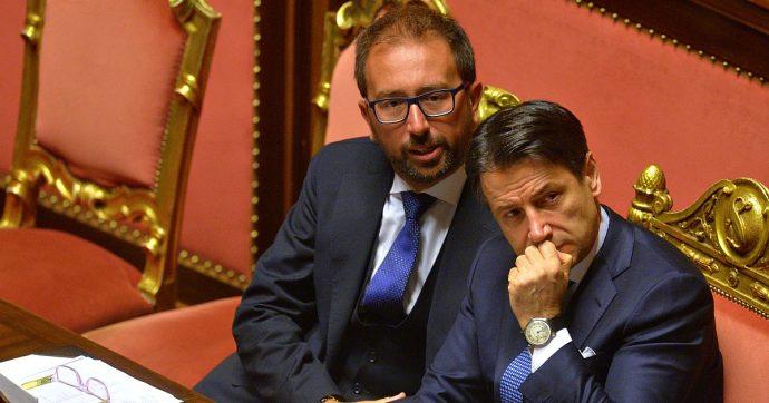 """Prescrizione, nessuna intesa in maggioranza. Bonafede: """"Abbiamo fatto passi avanti. Dal premier Conte arrivato input per mediazione"""""""