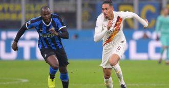 Inter-Roma 0-0: a San Siro finisce a reti inviolate, passo indietro dei nerazzurri sul piano del gioco