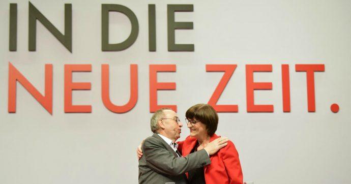 Germania, il nuovo corso di Spd: a sinistra, ma non troppo. Schulz: 'Basta austerity in Europa'