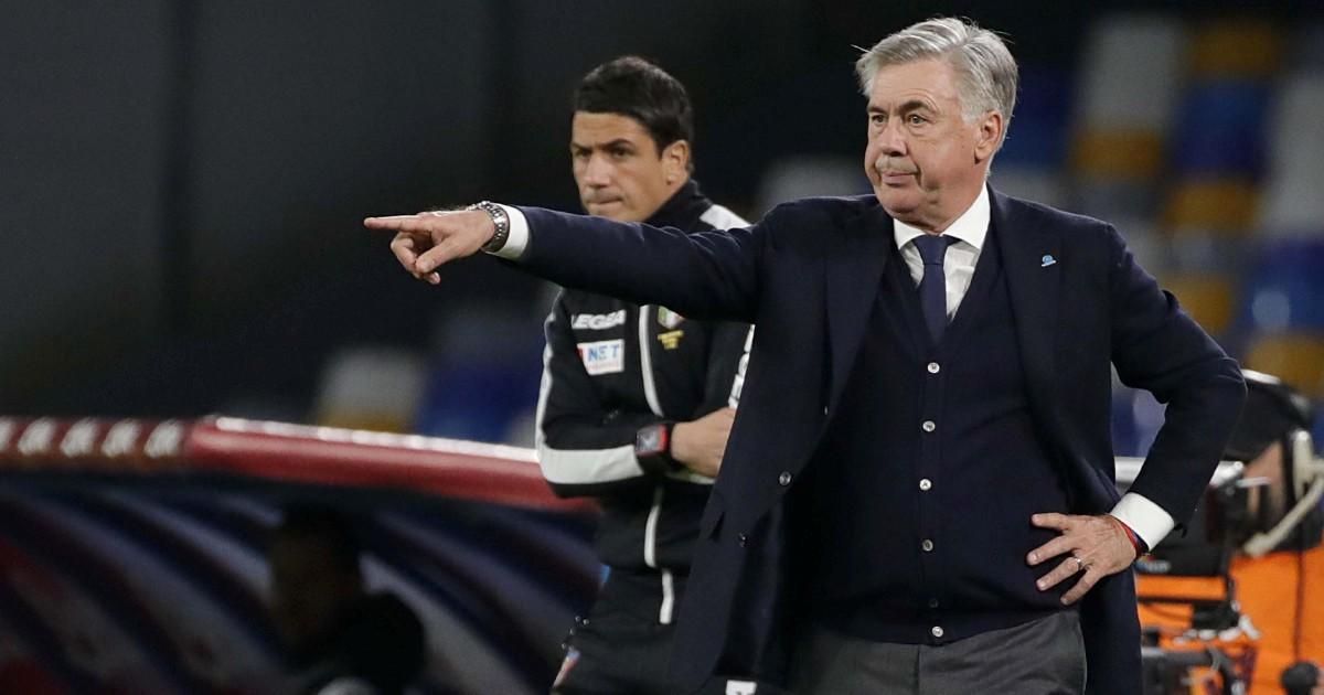 Ancelotti non ha libertà di parola (da contratto)