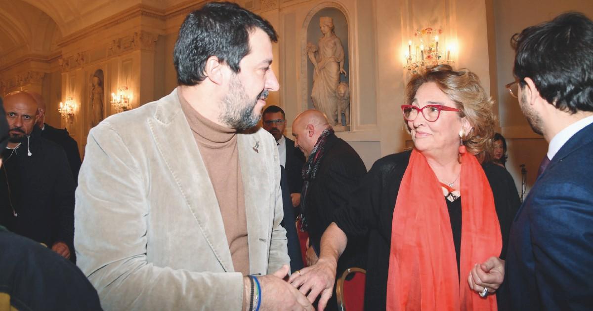 Pera risorge sovranista con Salvini e i Verdini