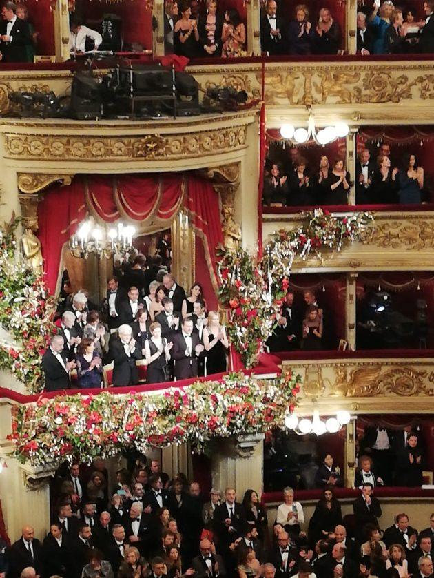 Prima della Scala, 16 minuti di applausi per Tosca. Ovazioni