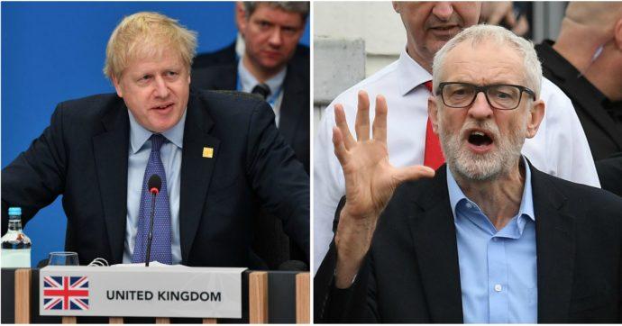Uk, i mercati iniziano a farsi piacere Boris Johnson e la Brexit: l'alternativa li terrorizza ancora di più