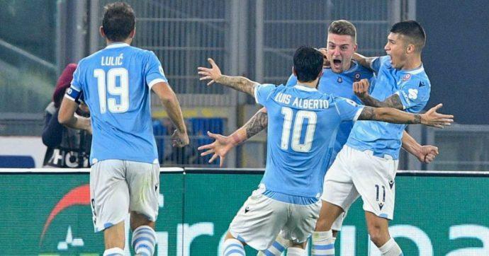 Lazio-Juventus 3-1: biancocelesti, rimonta da favola. Agli uomini di Sarri non basta Ronaldo: ora l'Inter è due punti avanti
