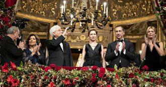 """Prima della Scala, 16 minuti di applausi per Tosca. Ovazioni per Mattarella. Il regista Livermore: """"Vuol dire che crediamo nella Costituzione antifascista"""""""