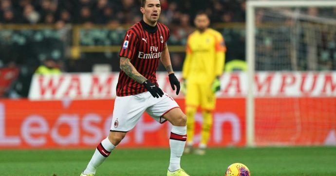 Alessio Romagnoli, il capitano del Milan coinvolto in un incidente stradale: due feriti