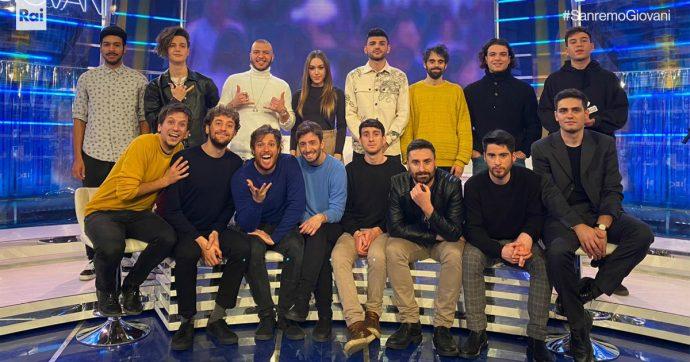 Sanremo Giovani, ecco i 10 finalisti: da Leo Gassmann all'ex di Amici. Eugenio In Via Di Gioia vincitori annunciati