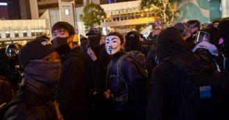 """Hong Kong, in 800mila al primo corteo autorizzato dopo mesi di proteste. """"Il governatore sia scelto a suffragio universale"""""""