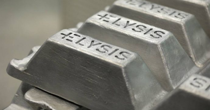 """Alluminio """"carbon free"""" per nuovi prodotti Apple più rispettosi dell'ambiente"""