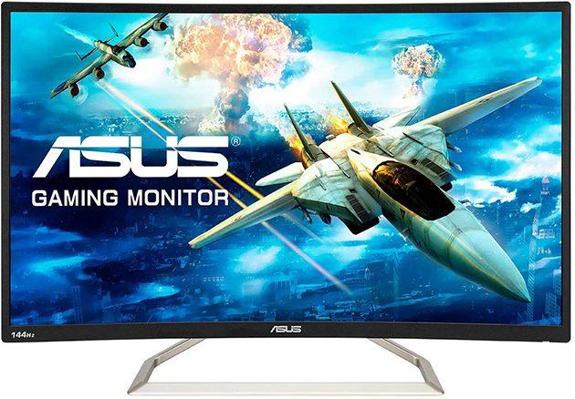 ASUS VA326HR, gaming monitor Full HD da 31 pollici, su Amazon con sconto ...
