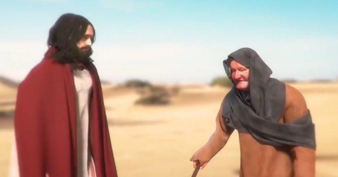"""""""Io sono Gesù Cristo"""", il videogioco nel quale si vive la vita del figlio di Dio: si possono fare miracoli e si combatte contro il Diavolo"""