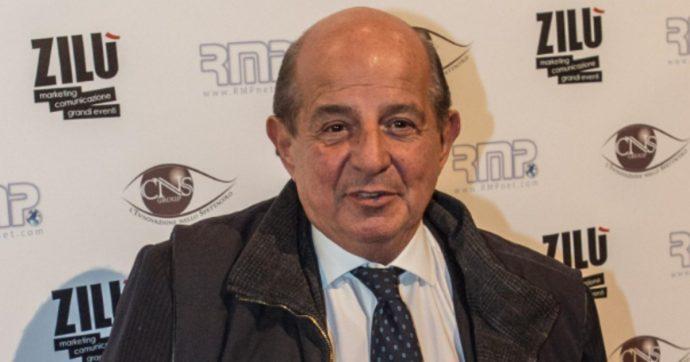 """Giancarlo Magalli: """"La cura per l'Italia è il mio ex compagno di scuola Mario Draghi"""""""