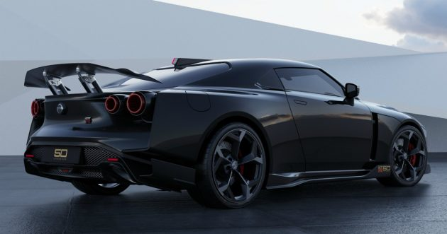 Nissan GT R50 by Italdesign, la supercar giapponese parla an