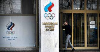 Doping, la Wada ha deciso di escludere la Russia dalle Olimpiadi per quattro anni