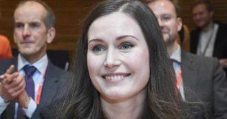 Finlandia, scelta la nuova premier Sanna Marin: 34 anni e figlia di due mamme, è la più giovane del mondo
