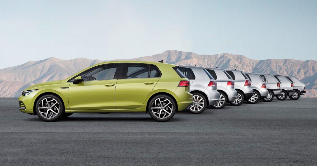 Nuova Volkswagen Golf. Un classico verso il futuro