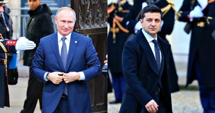 Russia-Ucraina, prove di distensione: i 6 punti dell'accordo raggiunto al vertice di Parigi per il cessate il fuoco nel Donbass entro fine 2019