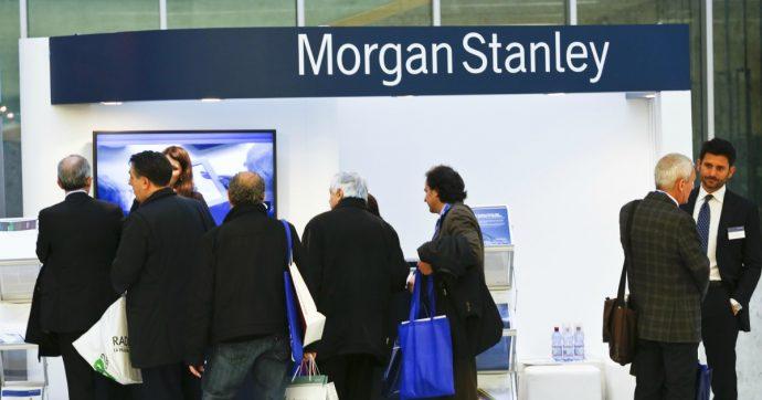 """Banche, Morgan Stanley taglierà 1.500 posti di lavoro per """"risparmiare e adattarsi all'ambiente economico"""""""
