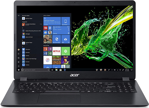 Acer Aspire 3 A315, notebook 15 pollici in sconto del 27% su