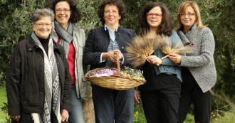 """""""A Enna con le mie sorelle coltiviamo cereali antichi, memoria genetica del territorio. Così il sogno dei nostri nonni continua"""""""