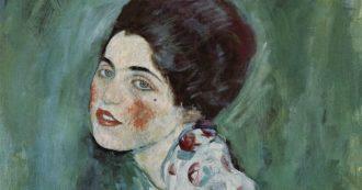 Klimt, il mistero del quadro sparito 22 anni fa e ritrovato nello stesso museo a Piacenza. Si ipotizza che sia 'Ritratto di signora'