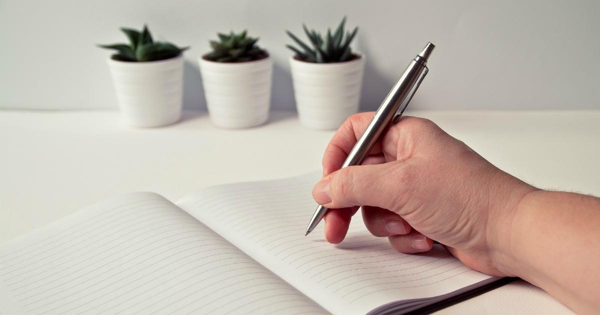 Scrivere è il modo migliore per capire (e cambiare) il proprio mondo