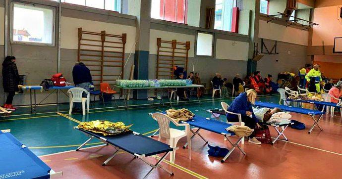 Terremoto Mugello, sono circa 600 gli sfollati. In 500 hanno dormito nell'autodromo