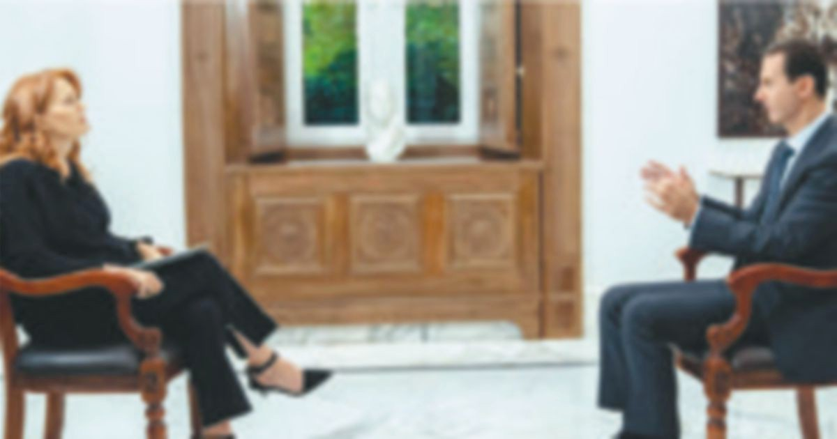 Lo scaricabarile su Assad finisce (bruciato) su RaiPlay