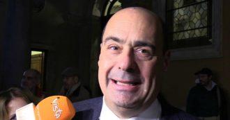 """Governo, Zingaretti: """"Bene Conte su agenda 2020. Lavoriamo per ricostruire la fiducia degli italiani e riaccendere l'economia"""""""