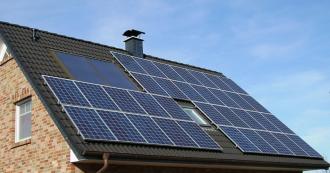 Affitto di impianto fotovoltaico.