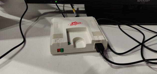 PC Engine Mini, la console che spopolò in Giappone sul finir