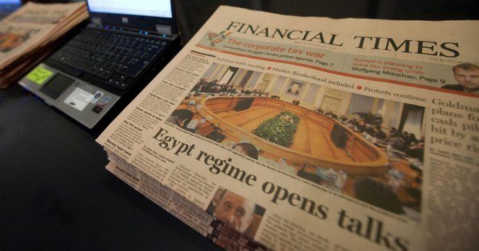 """Banche, Financial Times critica il via libera Ue al salvataggio con soldi pubblici della tedesca NordLB: """"Mina la credibilità delle regole"""""""