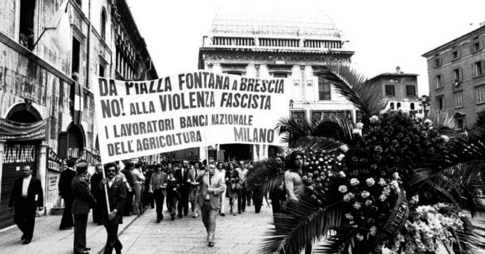 Strage di Piazza Fontana: per cinquant'anni il futuro di due ragazzi è rimasto tra le macerie